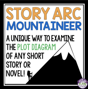 PLOT DIAGRAM ASSIGNMENT - MOUNTAIN CLIMBER