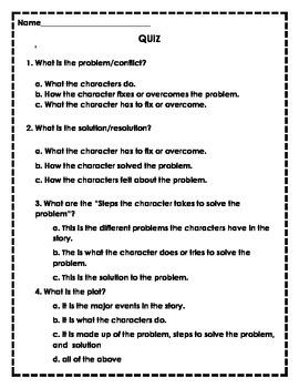 PLOT Powerpoint Handouts