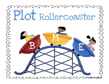 PLOT Rollercoaster THEME Park Goodies 227799 on Elements Of Fiction Worksheets