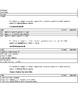 PLS-5 Screening Test Summary for 6 year old children