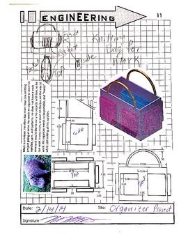 Complete Engineering Notebook Printable
