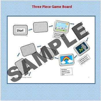PLURAL NOUN LAND GAME/Regular & Irregular Plural Nouns/ CCSS Aligned