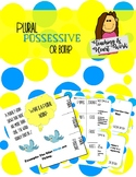 PLURAL, POSSESSIVE, OR BOTH PACKET