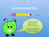 PLURALS PRACTICE WORKSHEETS