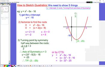 PLY 05 Graphing Quads