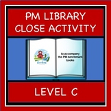 PM LIBRARY CLOZE ACTIVITY LEVEL C