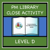 PM Library Close Activities