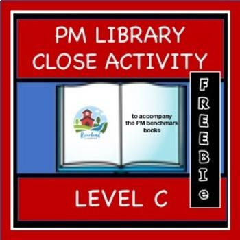 PM Library Cloze Activity