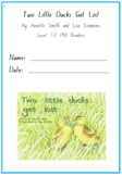 PM Readers Comprehension Booklets Levels 10 - 13