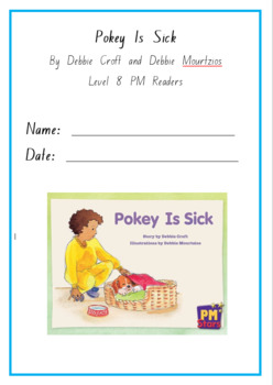 PM Readers Level 2-9 Comprehension Booklets