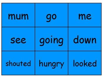 PM Sight Words Bundle Levels 1-8