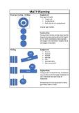PMLD PE planning - MATP programme