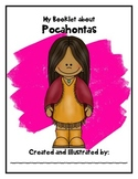 Women's History Month / POCAHONTAS {Research Report}