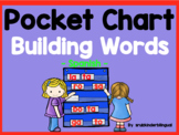 POCKET CHART BUILDING WORDS ~Spanish~