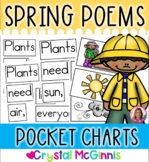 POCKET CHARTS! 15 Spring Poems for Shared Reading (Pocket Chart Version)