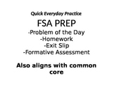 Test Prep -4-in-1 Assessments