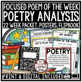 Poem of the Week - Poetry Unit