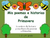 POEMAS E HISTORIAS DE PRIMAVERA.   SPANISH POETRY