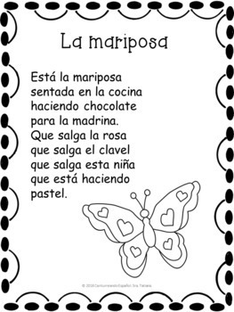 POEMAS/POESÍA- POEMS AND POETRY ACTIVITIES SHEETS