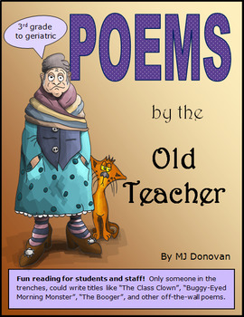 POEMS by the Old Teacher