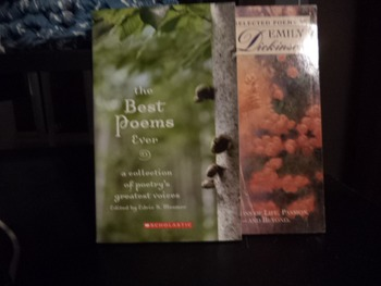 POEMS  (set of 2)