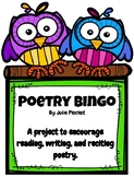 POETRY BINGO Project