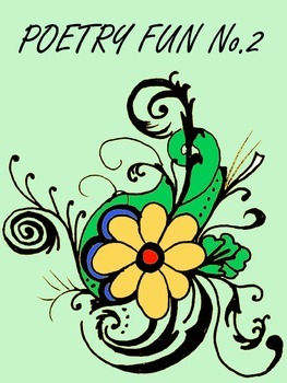 NO. 2- POETRY FUN:FOR ALL SEASONS- VALENTINE, SPRING, BLACK HISTORY,