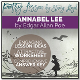 POETRY LESSON: 'Annabel Lee' by Edgar Allan Poe