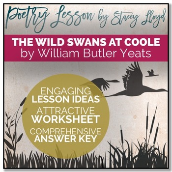 POETRY LESSON: 'The Wild Swans At Coole' by William Butler Yeats