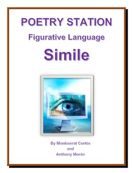 POETRY STATION: Figurative Language - Free covers
