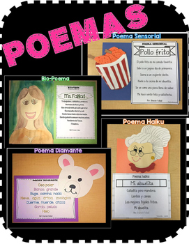 POETRY UNIT - UNIDAD POETICA (SPANISH ONLY)