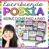 POETRY WRITING UNIT IN SPANISH/ ESCRIBIENDO POESÍA