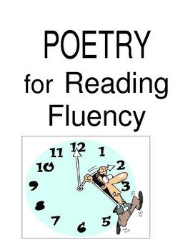 POETRY for READING FLUENCY