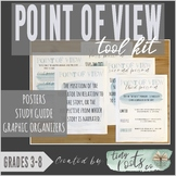 POINT OF VIEW TOOL KIT | Grades 3-5 | Study Guide, Posters, Graphic Organizers