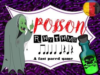 POISON RHYTHMS (NO PREP)