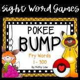 POKEE BUMP - Fry Words 1-300