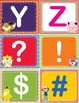 POKEMON GO ABC 123 Number and Letter Cards Shelf Labels