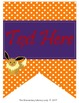 POKEMON GO EDITABLE Pennants Chevrons Flags - Small and Large