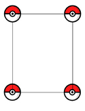 POKEMON QR TASK CARDS - Multiplication