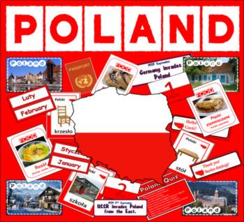 POLAND / POLISH LANGUAGE MULTICULTURAL & DIVERSITY RESOURC