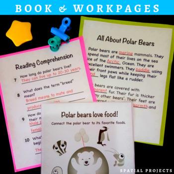 All About Polar Bears Nonfiction Unit