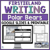 POLAR BEAR WRITING