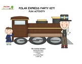 POLAR EXPRESS PARTY KIT