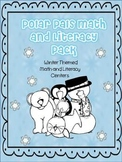 POLAR PALS MATH AND LITERACY PACK