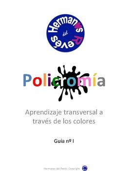 POLICROMÍA: vocabulario relacionado con el color y su etimología