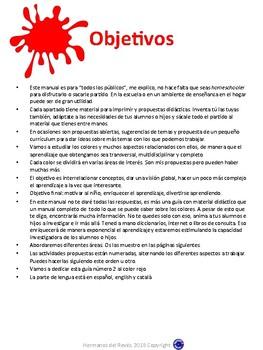 POLICROMIA_APRENDIZAJE TRANSVERSAL A TRAVÉS DE LOS COLORES_GUIA 2_COLOR ROJO