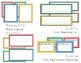 POLKA DOT- Mini Theme Pack (Red, Blue, Yellow, Green)