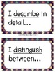 Academic Vocabulary Anchor Charts Sentence Frames K-8 POLKA DOT