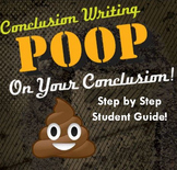 POOP on Your Conclusion! Step by Step Guide to Conclusion Writing