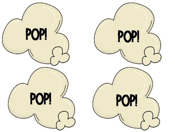 POP! 3rd Grade Dolch Sight Word Game
